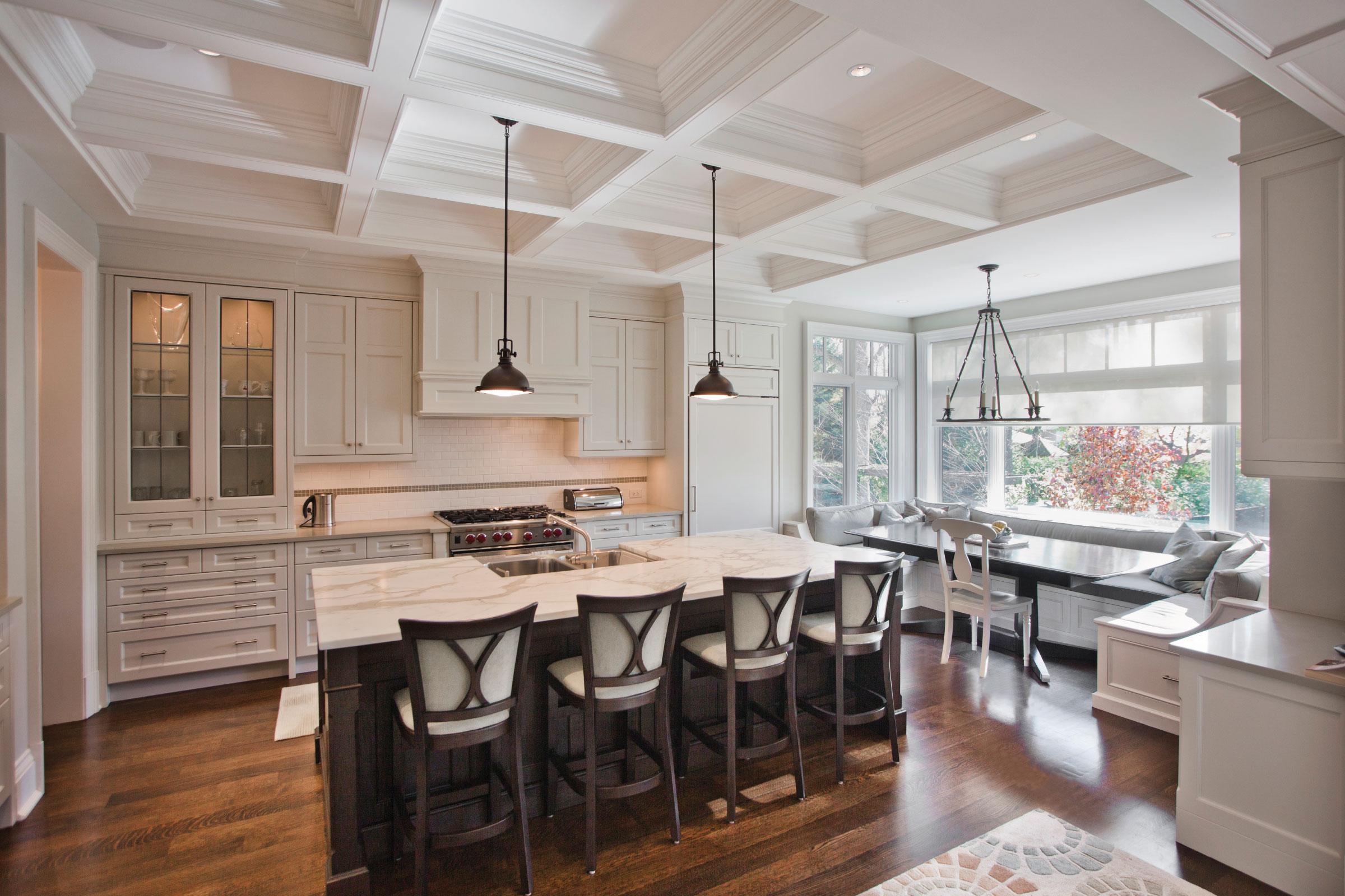 S K R Homes Custom Home Builder Toronto Tom Spragge Architects
